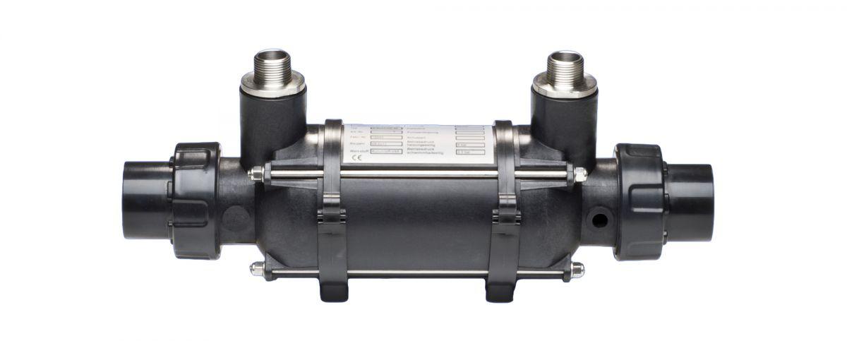 Теплообменник пластиковый курсовик по процессам и аппаратам теплообменник